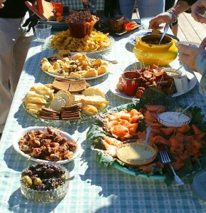 Kopkind's famous Tapas Feast will be presented
